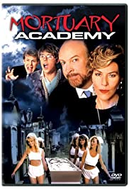 Mortuary Academy Poster