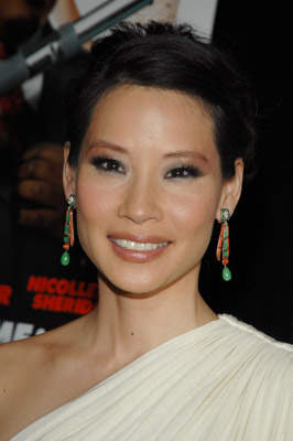 Lucy Liu at Code Name: The Cleaner (2007)
