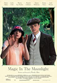 Magic in the Moonlight (2014) Poster - Movie Forum, Cast, Reviews