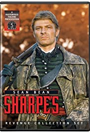Sharpe's Revenge(1997) Poster - Movie Forum, Cast, Reviews