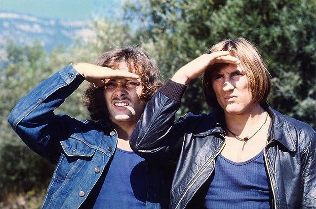 Gérard Depardieu and Patrick Dewaere in Going Places (1974)