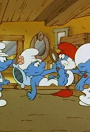 Jokey's Funny Bone/Tick Tock Smurfs Poster