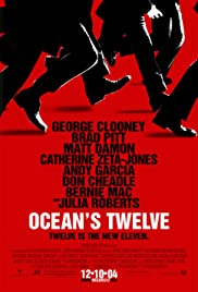 Oušeno dvyliktukas / Oceans Twelve (2004)