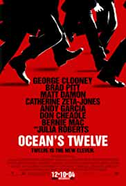 Ocean's Twelve 2004 BluRay 720p 900MB Dual Audio [Hindi 2.0 – English 2.0] MKV