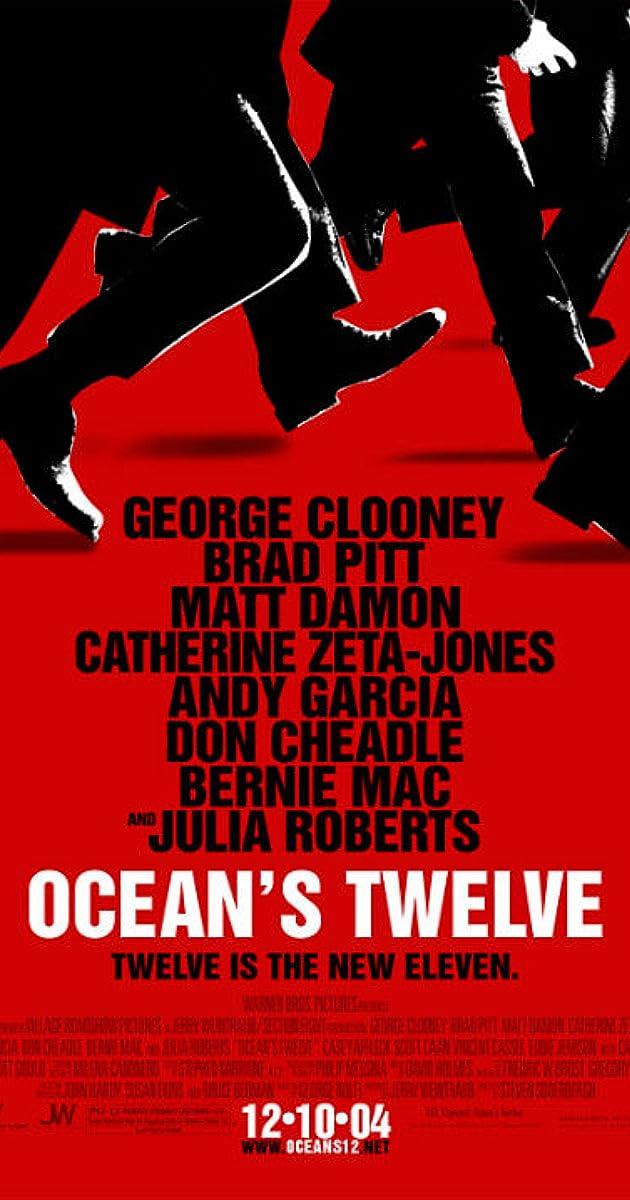 oceans twelve 2004 imdb