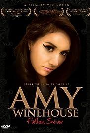 Amy Winehouse: Fallen Star Poster