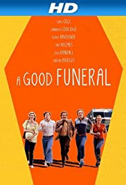 A Good Funeral Poster