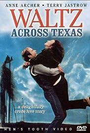 Waltz Across Texas(1982) Poster - Movie Forum, Cast, Reviews