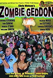 Zombiegeddon (2003) Poster - Movie Forum, Cast, Reviews