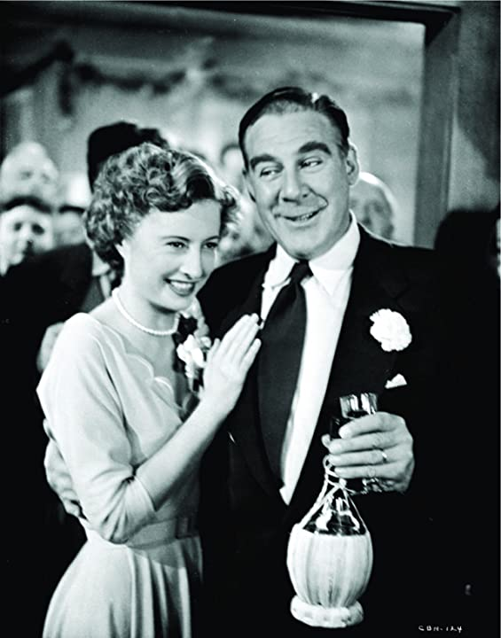 Barbara Stanwyck and Paul Douglas in Clash by Night (1952)