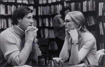 Heather Graham and Edward Burns in Sidewalks of New York (2001)