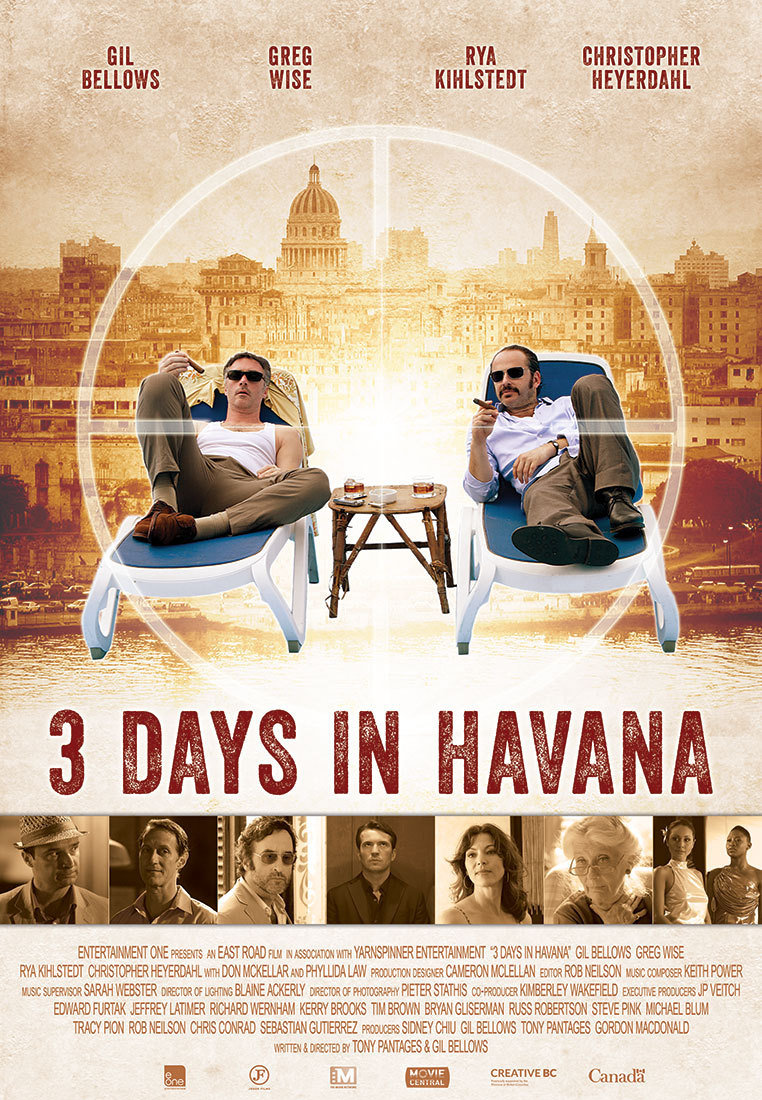 Three Days in Havana Watch Full Movie Free Online