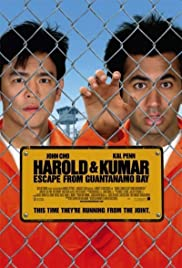 Harold & Kumar Escape from Guantanamo Bay (2008) Poster - Movie Forum, Cast, Reviews