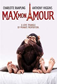 Max mon amour (1986) Poster - Movie Forum, Cast, Reviews