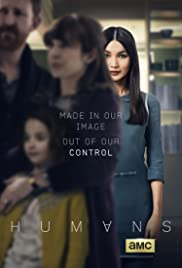 Humans Poster - TV Show Forum, Cast, Reviews