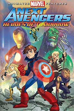 Next Avengers: Heroes of Tomorrow poster