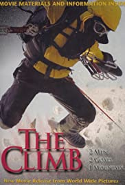 The Climb: Behind the Scenes Poster