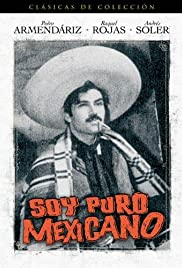 I'm a Real Mexican Poster