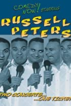 Image of Russell Peters: Two Concerts, One Ticket