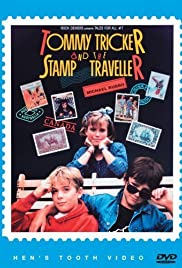 Tommy Tricker and the Stamp Traveller Poster