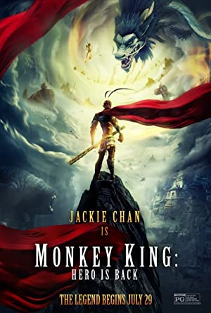 ver Monkey King: Hero is Back