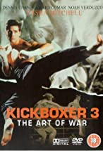 Primary image for Kickboxer 3: The Art of War