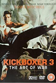 Kickboxer 3: The Art of War(1992) Poster - Movie Forum, Cast, Reviews