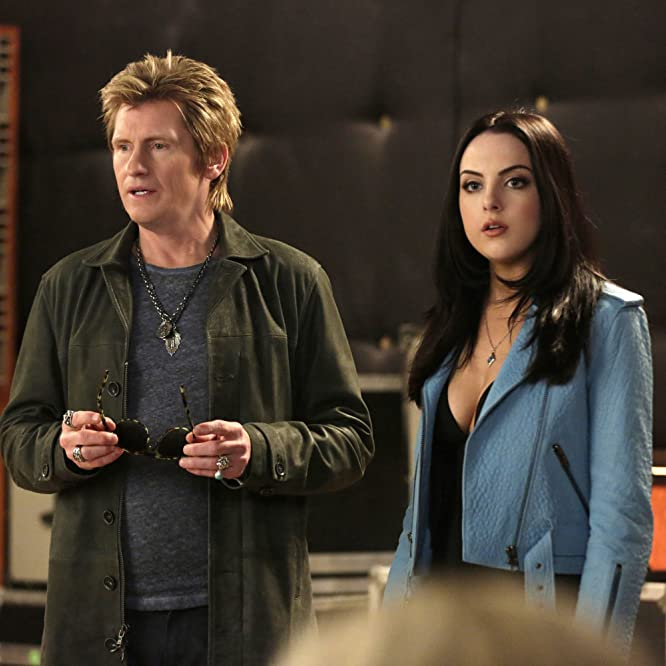 Denis Leary and Elizabeth Gillies in Sex&Drugs&Rock&Roll (2015)