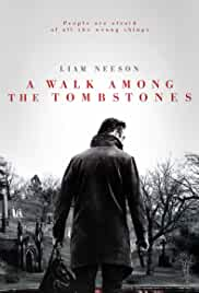 A Walk Among the Tombstones film poster