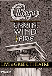 Chicago and Earth, Wind & Fire: Live at the Greek Theatre Poster
