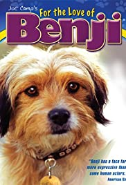 For the Love of Benji Poster