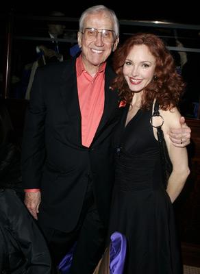 Amy Yasbeck and Ed McMahon