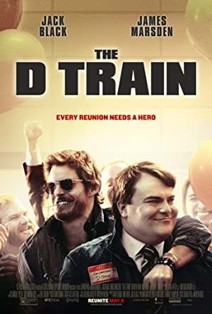 The D Train (2015) Download on Vidmate
