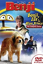 Benji, Zax & the Alien Prince Poster - TV Show Forum, Cast, Reviews