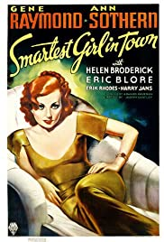 Smartest Girl in Town (1936) Poster - Movie Forum, Cast, Reviews
