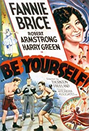 Be Yourself! (1930) Poster - Movie Forum, Cast, Reviews