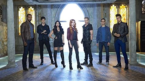 Image result for shadowhunters series