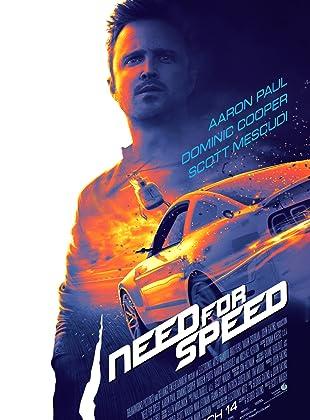 ซิ่งเต็มสปีดแค้น - Need for Speed (2014)