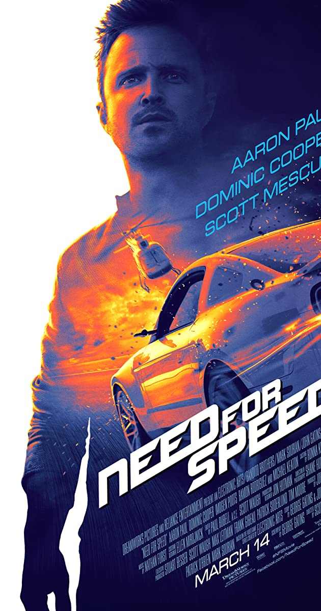 Need for Speed 2014 BRRip