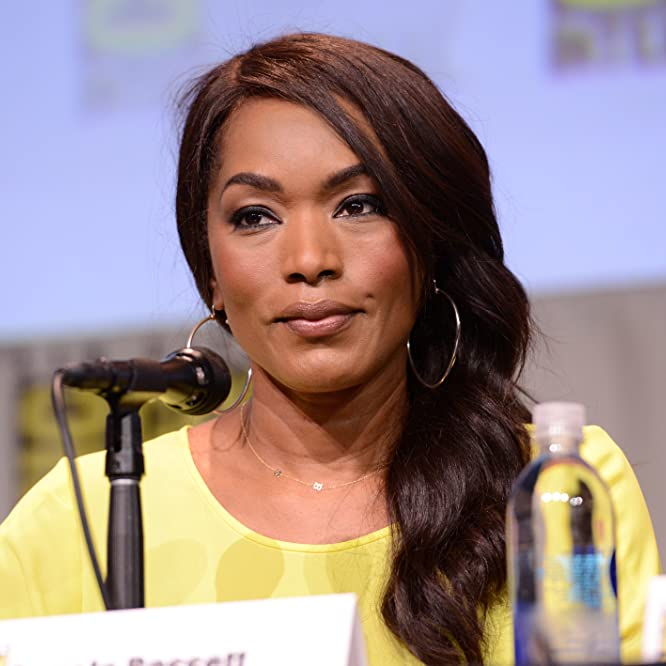 Angela Bassett at an event for American Horror Story (2011)