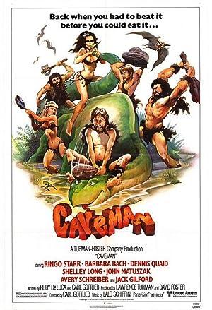 Poster Caveman - Der aus der Höhle kam