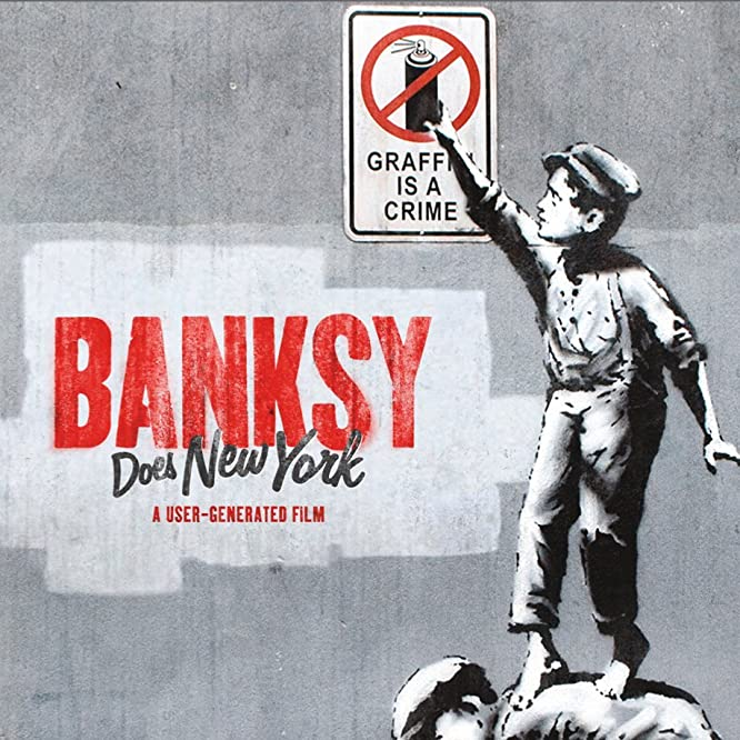 Banksy Does New York (2014)