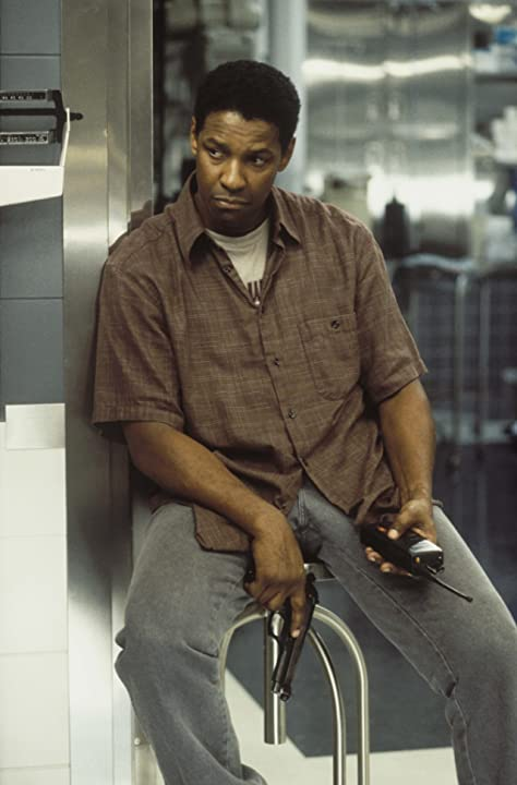 Denzel Washington in John Q (2002)