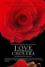 Love in the Time of Cholera(2007) Poster - Movie Forum, Cast, Reviews