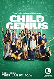 Child Genius Poster - TV Show Forum, Cast, Reviews