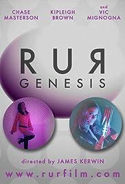 R.U.R.: Genesis Poster