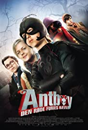 Antboy: Den Røde Furies hævn (2014) Poster - Movie Forum, Cast, Reviews