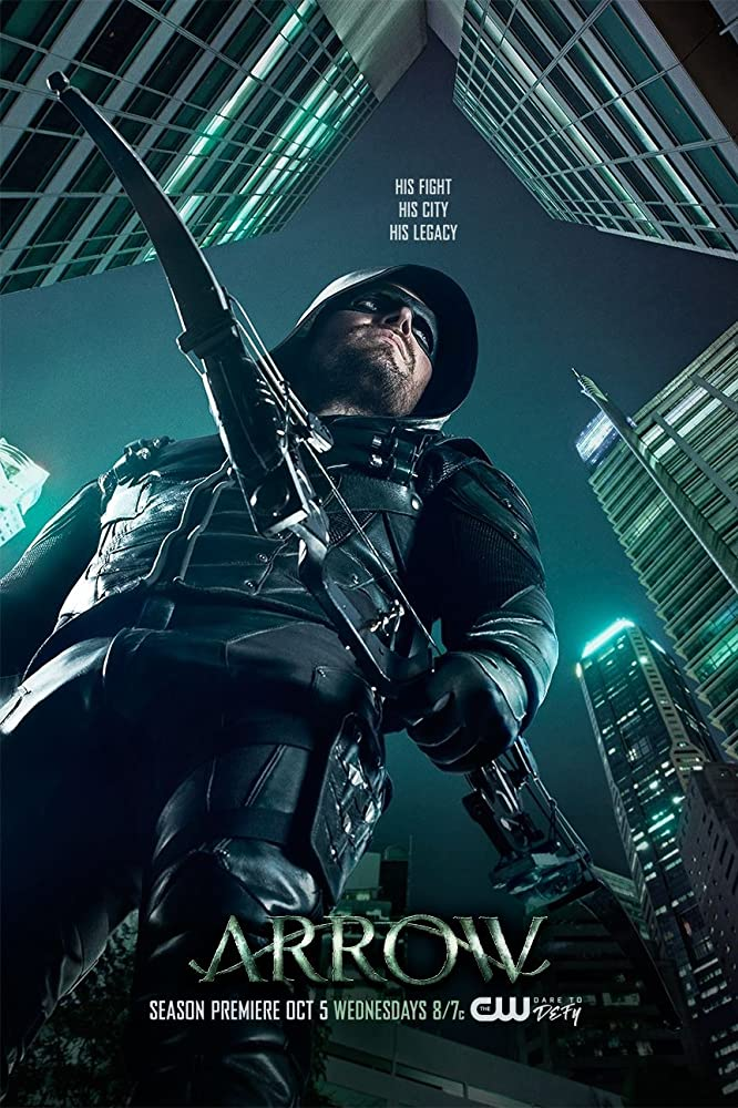 Arrow S05E13 720p HEVC HDTV 200MB