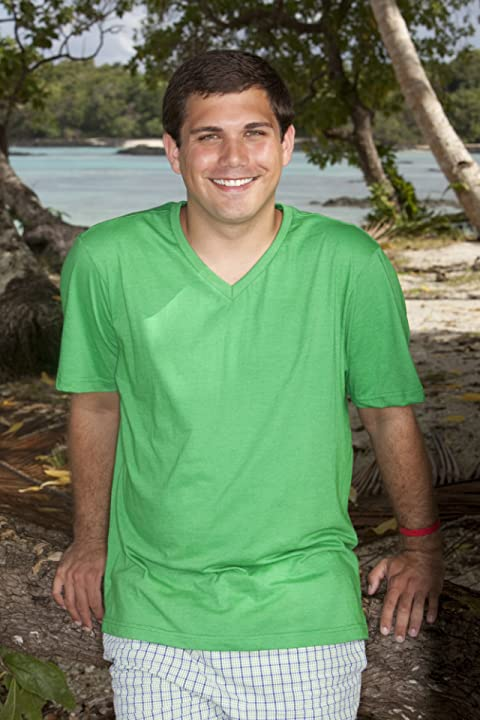 Colton Cumbie in Survivor: Two Tribes, One Camp, No Rules (2012)