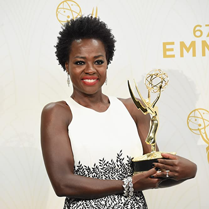 Viola Davis at an event for The 67th Primetime Emmy Awards (2015)